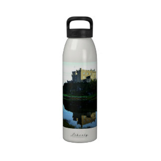 Dunvegan Castle on Skye Reusable Water Bottles