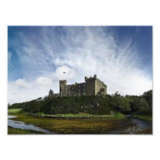 Dunvegan Castle Photograph