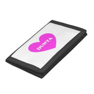 Dunya Tri-fold Wallet