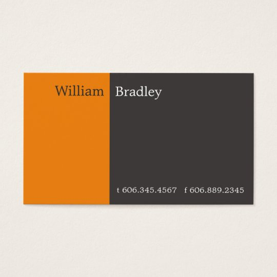 Duo 101 business card