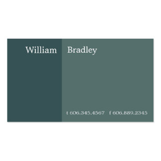 Duo 105 Double-Sided standard business cards (Pack of 100)