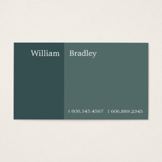 Duo 105 business card