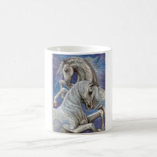 DUO DAPPLE HORSE Mug