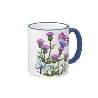Dúo del verano taza de dos colores