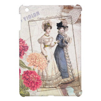 Duo for Piano - Beautiful Ladies Vintage Fashions iPad Mini Case