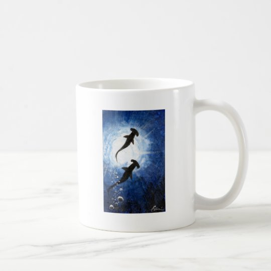 Duo Hammerhead Coffee Mug
