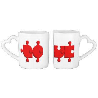 Duo Mugs Love Puzzle