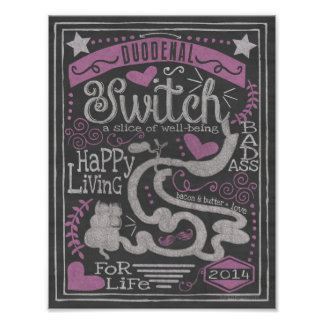 Duodenal Switch Happy Life 2014 Poster