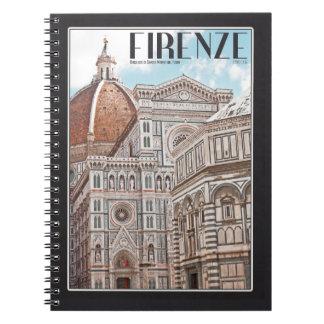 Duomo de Firenze Cuaderno