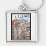 Duomo de Firenze Llaveros Personalizados