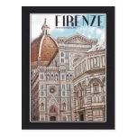 Duomo de Firenze Postal