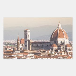 Duomo de Florencia Rectangular Altavoz