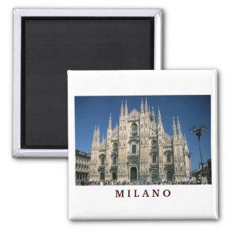 Duomo de IL imán de Milano Italia