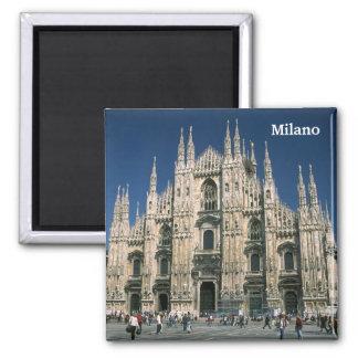 Duomo de IL Milano Iman De Frigorífico