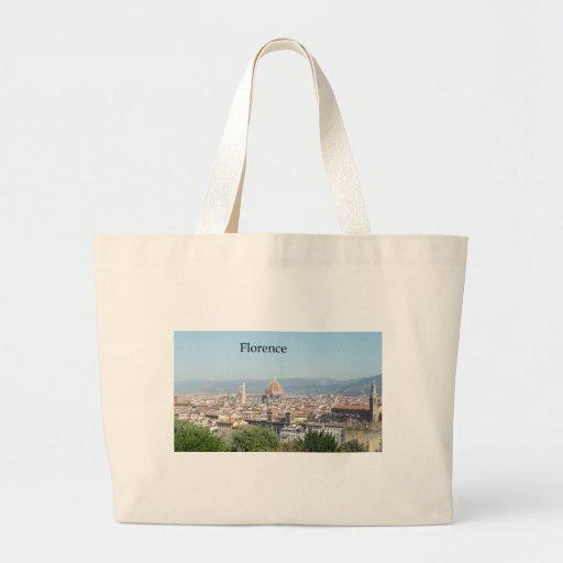 Duomo de Italia Florencia (St.K) Bolsa Tela Grande