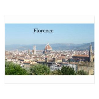 Duomo de Italia Florencia (St.K) Postal
