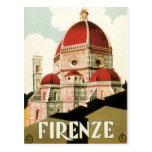 Duomo de la iglesia de Florencia Firenze Italia de Postales