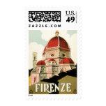 Duomo de la iglesia de Florencia Firenze Italia Estampillas