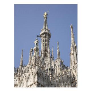 Duomo di Milani Tarjetas Postales
