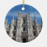 Duomo di Milano Milan Cathedral Italy Ceramic Ornament