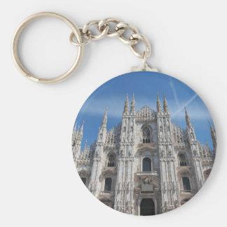 Duomo di Milano Milan Cathedral Italy Keychain