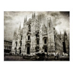 Duomo di Milano - Postcard