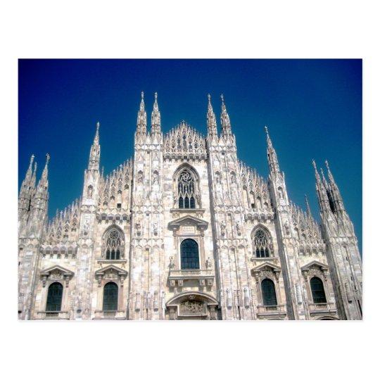 Duomo di Milano Postcard