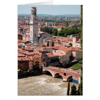 Duomo di Verona Greeting Card