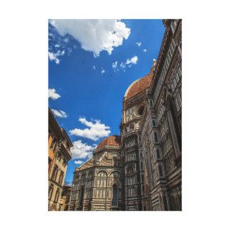 Duomo dos de Florencia Lona Estirada Galerias