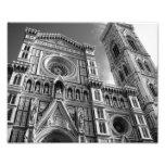 Duomo en Florencia, Italia Arte Fotográfico