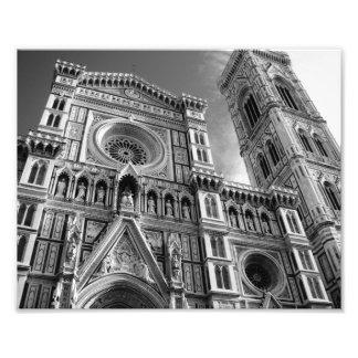 Duomo en Florencia, Italia Fotografías