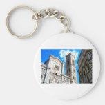 Duomo en Florencia, Italia Llavero Personalizado