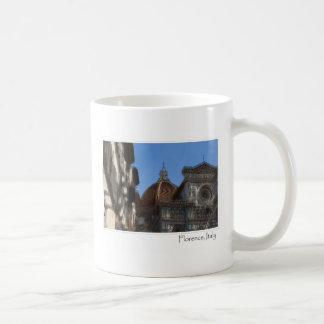 Duomo en Florencia Italia Tazas De Café