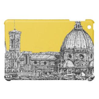 Duomo Florencia en naranja