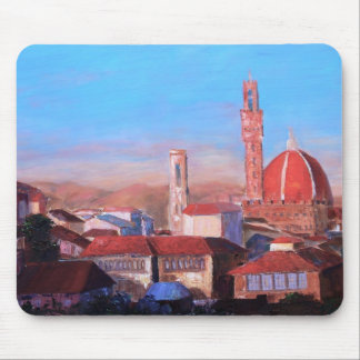 Duomo Form the Pitti Palce Mouse Pad