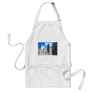 Duomo in Florence Italy Apron