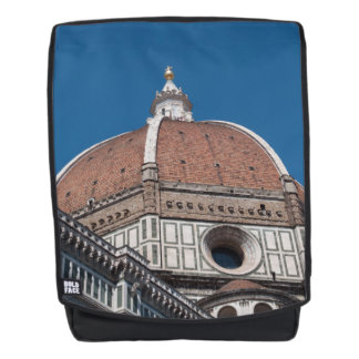 Duomo in Florence Italy Backpack