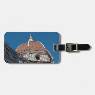 Duomo in Florence Italy Luggage Tag