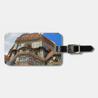 Duomo, in Florence, Tuscany, Italy Bag Tag