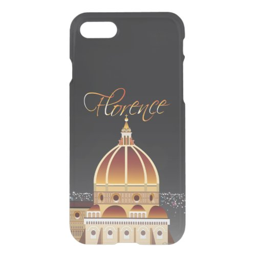 Duomo iPhone X87 Clear Case