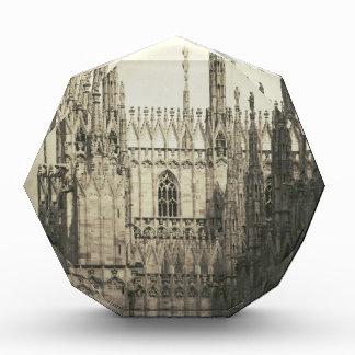 Duomo of Milan Acrylic Award