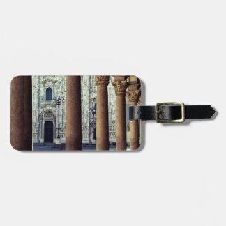 Duomo of Milan Luggage Tag