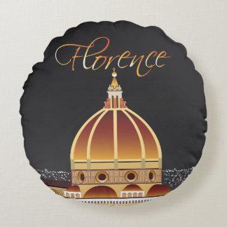 Duomo Round Pillow