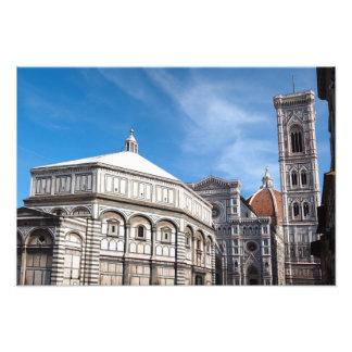 Duomo y Baptistry, Florencia Cojinete