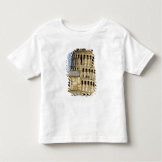 Duomo y torre inclinada, Pisa, Toscana, Italia Remeras