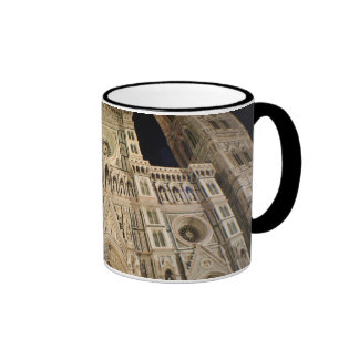 Duomo's Cathedral, Firenze Ringer Coffee Mug