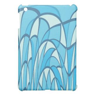 Duotone waves iPad mini case