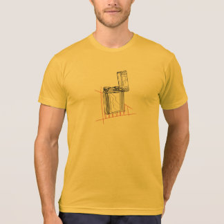 Dup Ligne Line 1 Windsor laquer short lighter T-Shirt
