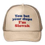 Dupa eslovaco 1 gorra