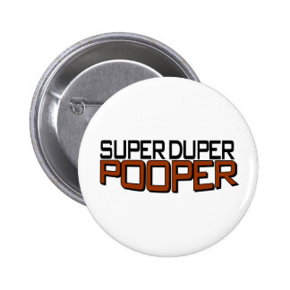 Duper estupendo Pooper Pin Redondo De 2 Pulgadas